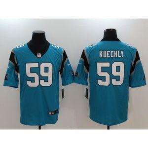 Youth Carolina Panthers Luke Kuechly Jersey (4)